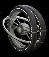 Conceptual Experimental Warp Driven Spaceship