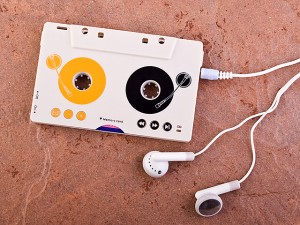 USB-Cassetten-MP3Player
