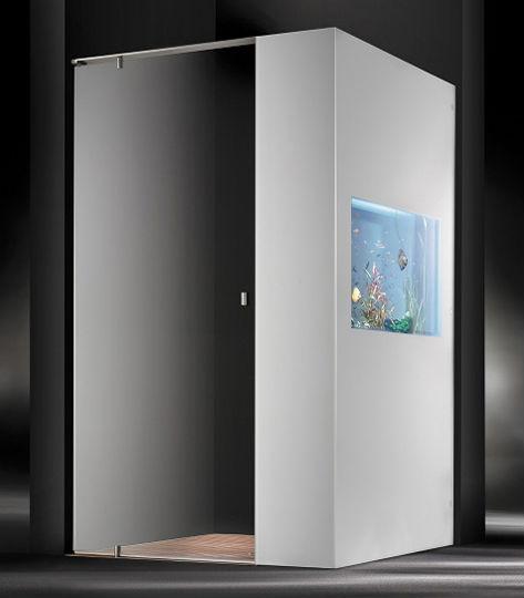 mit den fischen duschen 11tech. Black Bedroom Furniture Sets. Home Design Ideas