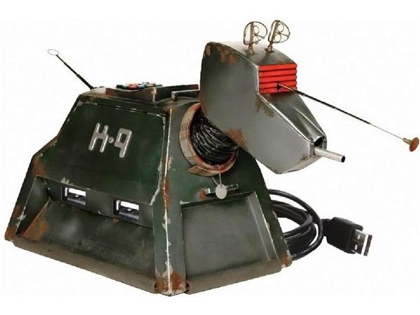 Doctor-Who-K9-4-Port-USB-Hub