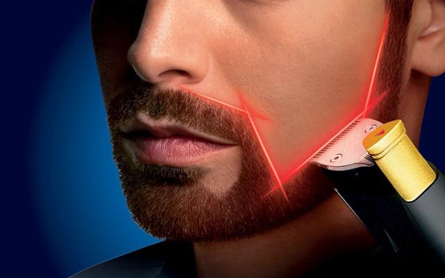 Philips-laser-rasierer