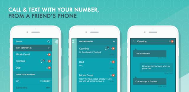 Hotel-My-Phone-app
