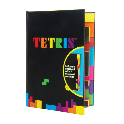 Tetris-Notebook
