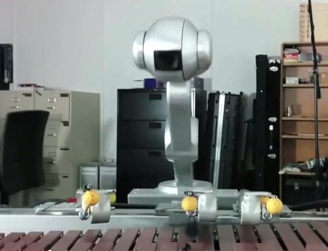 jazz-roboter