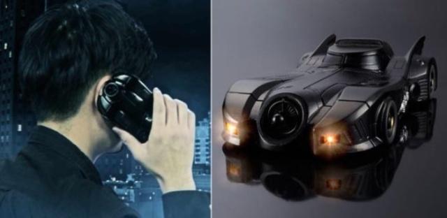Case-Batmobile