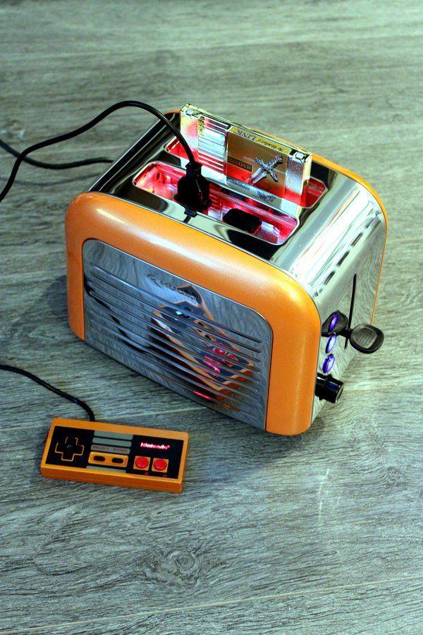 NES-Toaster