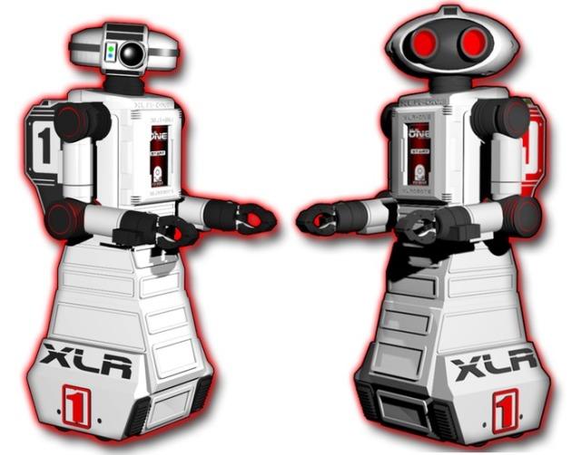 XLR-ONE-Personal-Robot