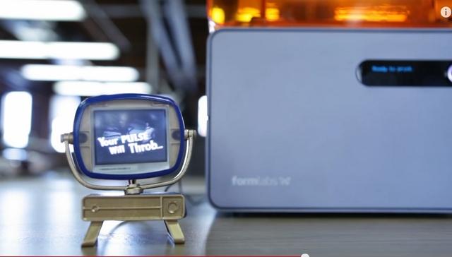 geht s auch etwas kleiner mini fernseher aus dem 3d drucker 11tech. Black Bedroom Furniture Sets. Home Design Ideas