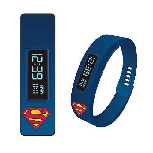 Superman-Fitness-Tracker-LED-Watch