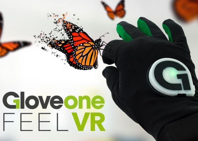 Gloveone-Virtual-Reality-Glove
