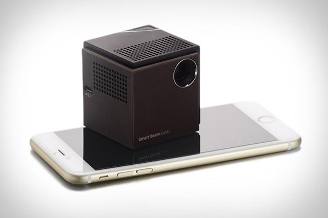 uo-laser-projector