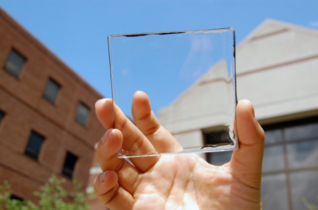 transparent-luminescent-solar-concentrator