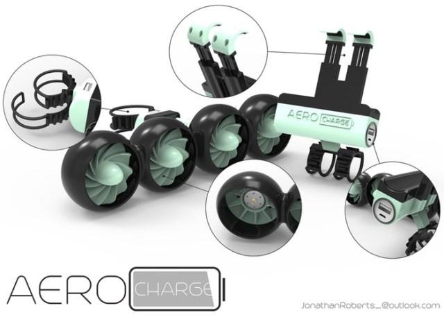 AeroCharge-Wind-Powered-Bike-Smartphone-Charger
