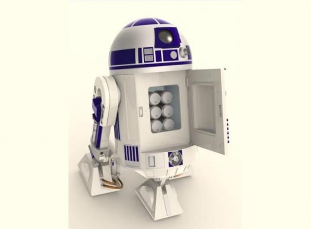 R2-D2-kühlschrank