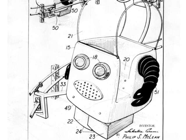 robotridepatent