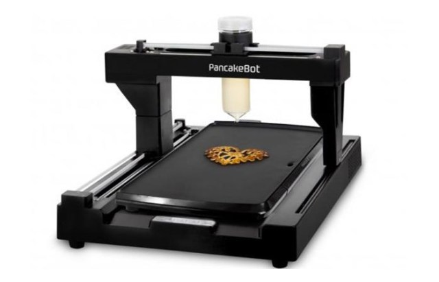 Pancake-3D-Printer